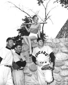 Marilyn Monroecirca 1951** I.V. - Image 0758_1057
