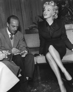 Marilyn MonroeFebruary 25, 1956** I.V. - Image 0758_1137