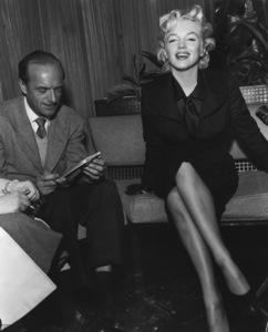 Marilyn MonroeFebruary 25, 1956** I.V. - Image 0758_1138