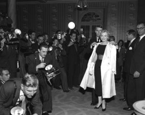Marilyn Monroe and Arthur Millercirca 1960** I.V. - Image 0758_1142