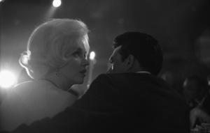 """The Golden Globe Awards""Marilyn Monroe, Jose Bolanos1962** I.V. - Image 0758_1158"