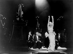 """Marilyn Monroe in """"Gentlemen Prefer Blondes"""" 1953 ** I.V. - Image 0758_1165"""