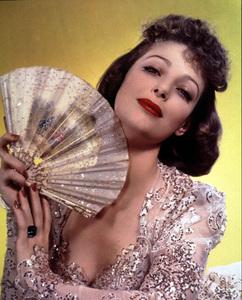 Loretta YoungC. 1946 © 1978 Chuck BrenkusMPTV - Image 0759_0138