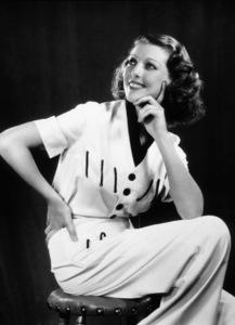 Loretta Young, c. 1938. © 1978 James Doolilttle*K.K.* - Image 0759_0144