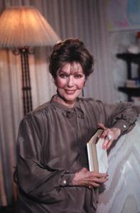 Loretta YoungJuly 1988 © 1988 Gene Trindl / MPTV - Image 0759_0152