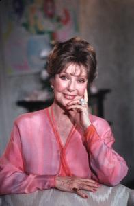 Loretta YoungJuly 1988 © 1988 Gene Trindl / MPTV - Image 0759_0153