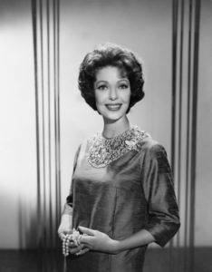 "Loretta Young from ""The New Loretta Young Show""circa 1962Photo by Gabi Rona - Image 0759_0170"