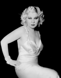 "Mae West in ""Night After Night"" 1932 Paramount **I.V. - Image 0761_0132"