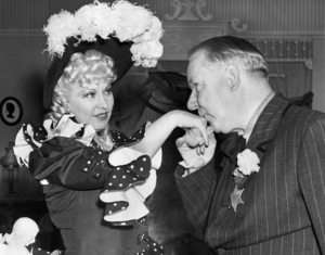 """""""My Little Chicadee"""" Mae West, W.C. Fields 1939 Universal Pictures** I.V. - Image 0761_0137"""