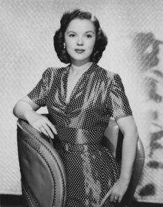 Shirley Templecirca 1949 - Image 0763_0062
