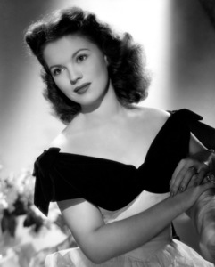 Shirley Templecirca 1945 - Image 0763_0108