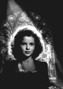 Shirley Temple, circa 1942. © 1978 Ted AllanMPTV  - Image 0763_0130