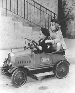 "Shirley Temple and Baby Le Royin ""Now and Forever""1934 Paramount - Image 0763_0500"