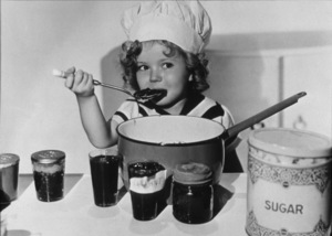 Shirley Temple. c 1934**R. C. - Image 0763_0530