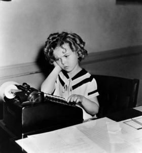 Shirley Templecirca 1934** R.C. - Image 0763_0543