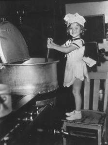 Shirley Temple, c. 1934.**R.C. - Image 0763_0544
