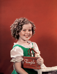 Shirley Temple circa 1938 © 1978 James Doolittle / ** K.K. - Image 0763_0564