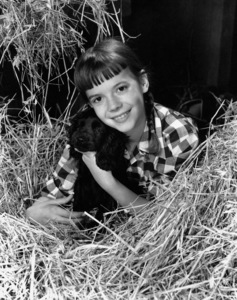 Natalie Wood, 1948. © 1978 Paul Hesse - Image 0764_0003