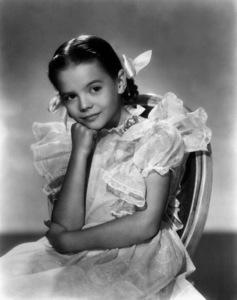 Natalie Wood, c. 1947. - Image 0764_0007