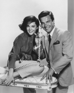 Natalie Wood and Robert Wagner, 1959.Photo by Ager**I.V. - Image 0764_0129