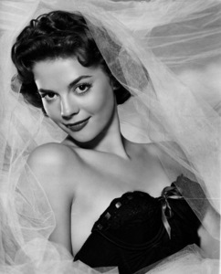 """Natalie Wood for """"A Cry In The Night,"""" 1956.Photo by Bert Six - Image 0764_0153"""