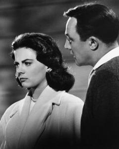 """Natalie Wood and Gene Kelly in""""Marjorie Morningstar,"""" 1958. - Image 0764_0167"""