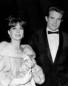 "Natalie Wood and Warren Beattyat the ""Golden Globe Awards - 1962."" - Image 0764_0205"
