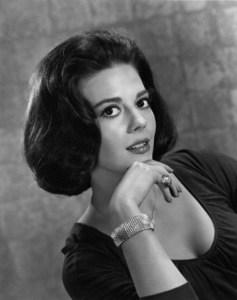 "Natalie Wood "" Splendor In The Grass"" publicity portrait.  1961.**J.S. - Image 0764_0281"