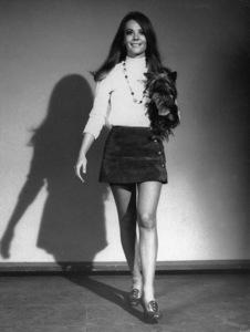Natalie Wood, c. 1968.**J.S. - Image 0764_0300