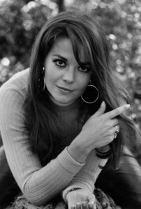 Natalie Wood, c. 1968. - Image 0764_0324