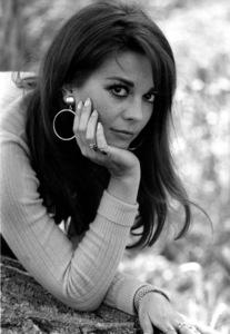 Natalie Wood, c. 1968. - Image 0764_0328