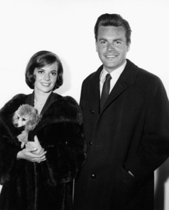 Natalie Wood with Robert Wagner1960 - Image 0764_0337