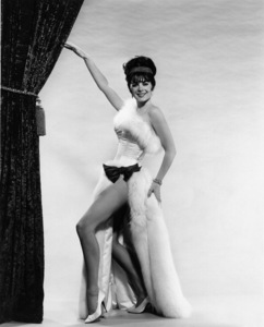 "Natalie Wood for ""Gypsy"", c. 1962.**J.S. - Image 0764_0353"