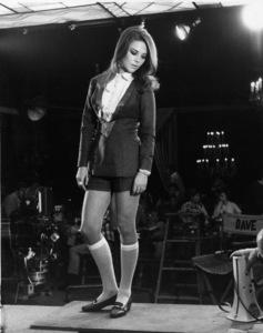 Natalie Wood, c. 1968. - Image 0764_0362