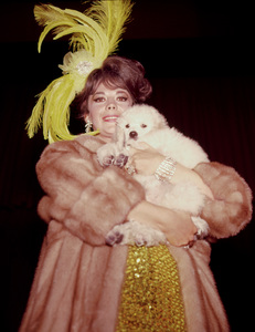 Natalie Wood, c. 1965. © 1978 Bernie Abramson - Image 0764_0363