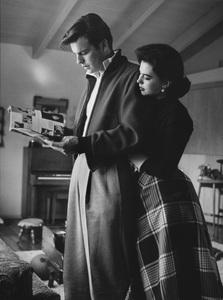 Natalie Wood with Robert Wagnercirca 1957Photo by Joe Shere - Image 0764_0381