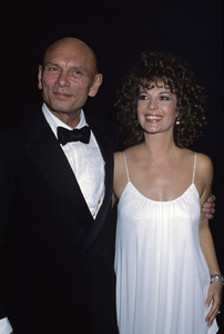 "Natalie Wood and Yul Brynner at ""The 51st Annual Academy Awards""1979© 1979 Gary Lewis - Image 0764_0449"