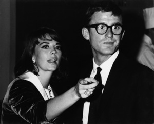 Natalie Wood and Roddy McDowall1962© 1978 Chester Maydole - Image 0764_0458