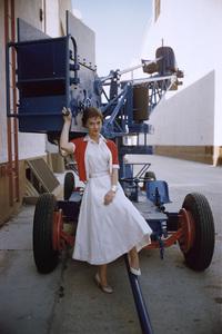 Natalie Woodcirca 1956© 2016 Mark Shaw - Image 0764_0465