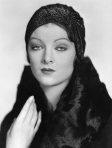 Myrna Loy, 1931.Fox Portrait / **I.V. - Image 0771_0586