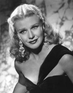 Ginger Rogers1950Photo by Bert Six - Image 0772_0027
