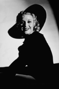 Ginger Rogers1935Photo by George Hurrell - Image 0772_0643