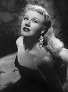 Ginger Rogers1950Photo by Bert Six - Image 0772_0801