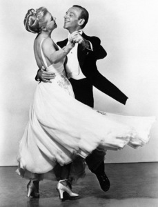 Ginger Rogers and Fred Astairecirca 1940** I.V. - Image 0772_2229