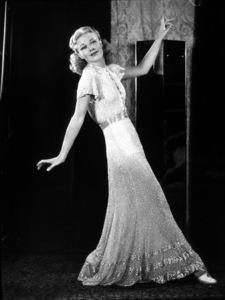 Ginger Rogersc. 1938 © 1978 James DoolittleMPTV**K.K. - Image 0772_2254