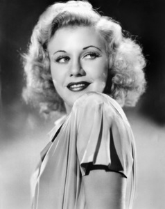 Ginger Rogers1934Photo by John Miehle**I.V. - Image 0772_2290
