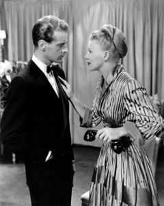 "Jacques François and Ginger Rogers in ""The Barkleys of Broadway""1949 MGM**I.V. / J.J. - Image 0772_2304"