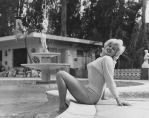 Jayne Mansfield at homeCirca 1961 - Image 0774_0553