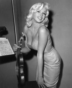 Jayne Mansfield circa 1963 Photo by Gabi Rona - Image 0774_0610