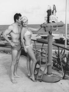 Jayne Mansfield and her husband Mickey Hargitay1962 - Image 0774_0611
